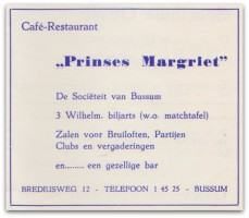 1963 advertentie Prinses Margriet in Scrum